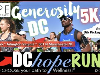 FIR Industries supports the DC Hope Run